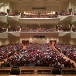 Meyerhoff Symphony Hall-Baltimore Maryland